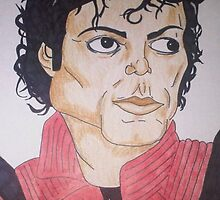 The King Of Pop - Thriller by DreamteamYY
