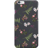 Vintage Flowers iPhone Case/Skin
