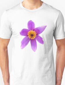 Purple Flower Unisex T-Shirt