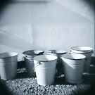 Life of a bucket collector by Gavin King