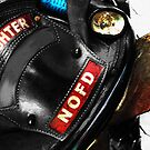 A Firefighter's Hat  by Rachel Counts