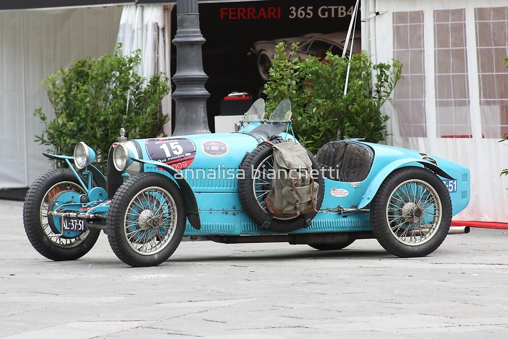 A beautiful car :BUGATTI Type 37 (1927) by annalisa bianchetti