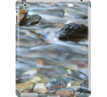 Triangle  of Pebbles  iPad Case/Skin
