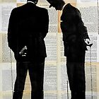 the conversation  by Loui  Jover