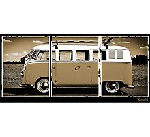 Volkswagen Kombi Classic Photographic Print