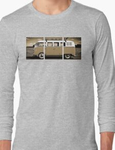 Volkswagen Kombi Classic © Long Sleeve T-Shirt
