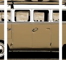 Volkswagen Kombi Classic Sticker