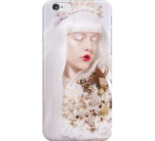 Lady Frost iPhone Case/Skin