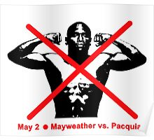 Defeat Mayweather Poster