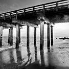 Pier by Carlos Restrepo