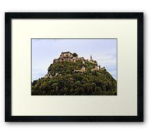 Hochosterwitz Castle Framed Print