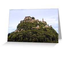 Hochosterwitz Castle Greeting Card