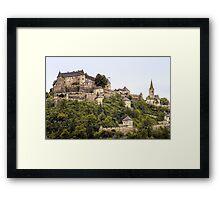 Burg Hochosterwitz Framed Print