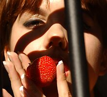 March, Strawberry  by Caretoff