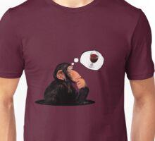 Thirsty Monkey Unisex T-Shirt