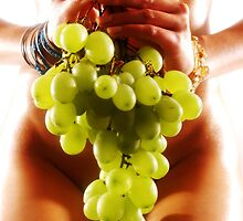 Cover, Grapes  by Caretoff
