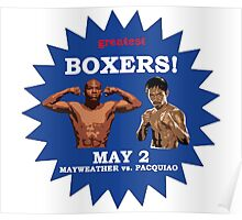 greatest boxers Poster