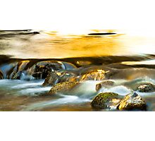 Water Cascades Photographic Print