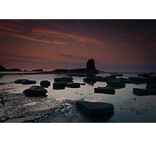 Saltwick Bay Photographic Print