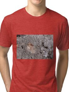 A fossil to be.... Tri-blend T-Shirt