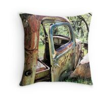 Rust Never Sleeps 6 Throw Pillow