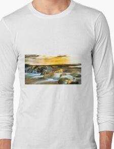 Water Cascades Long Sleeve T-Shirt