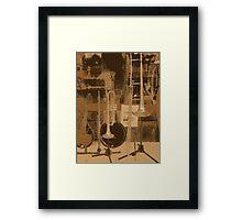 Jazz #3 Framed Print