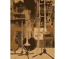 Jazz #3 Photographic Print