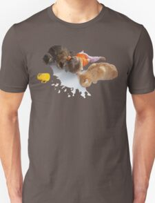 Cats and Toddler Milk friends T-Shirt