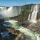 Rainbow over the River by photograham