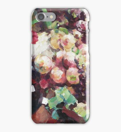 Korovin Wine and fruit in 1916 (author's copy) iPhone Case/Skin