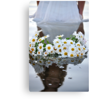 Simplicity is Beautiful Canvas Print