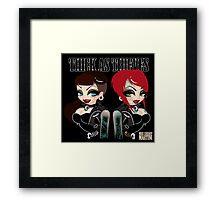 Thick as Thieves  Framed Print