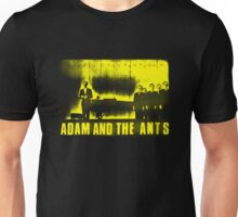 Adam and the Ants Unisex T-Shirt
