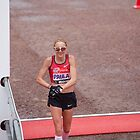 Paula Radcliffe by Keith Larby