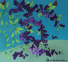 The Butterfly Bush by Laura Williamson