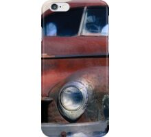The Color of Rust  iPhone Case/Skin