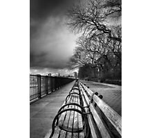 Brooklyn Heights Promenade Photographic Print