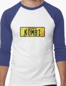 Volkswagen Kombi Plate © Men's Baseball ¾ T-Shirt