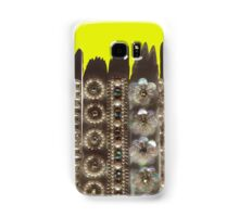 Beads, Pearls, Sequins and Diamantes, Vintage Bling Samsung Galaxy Case/Skin