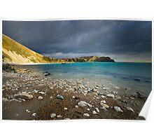 Lulworth Cove Dorset Poster