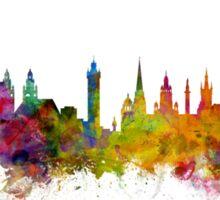 Glasgow Scotland Skyline Sticker