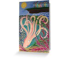 The Kraken Greeting Card