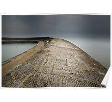 The Cobb Lyme Regis Poster