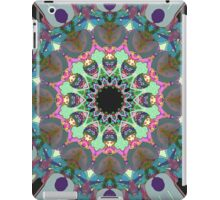 Abstract Circle of Design iPad Case/Skin