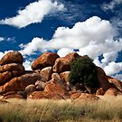 The Devil's Marbles by D Byrne