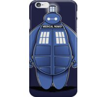 BIG TARDIS 6 iPhone Case/Skin