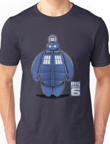 BIG TARDIS 6 Unisex T-Shirt