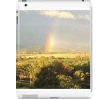 Rainbow valley iPad Case/Skin