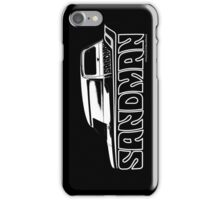 Holden Sandman Panel Van © iPhone Case/Skin